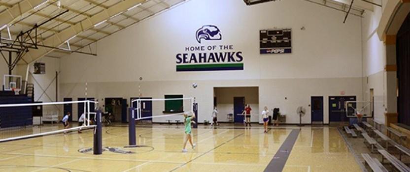 Gymnasium LED Lighting