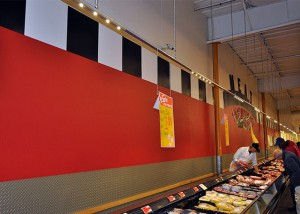 LED Meat Counter Lighting