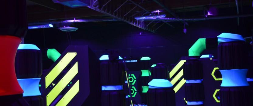 EPIC FUN – LED UV Lighting