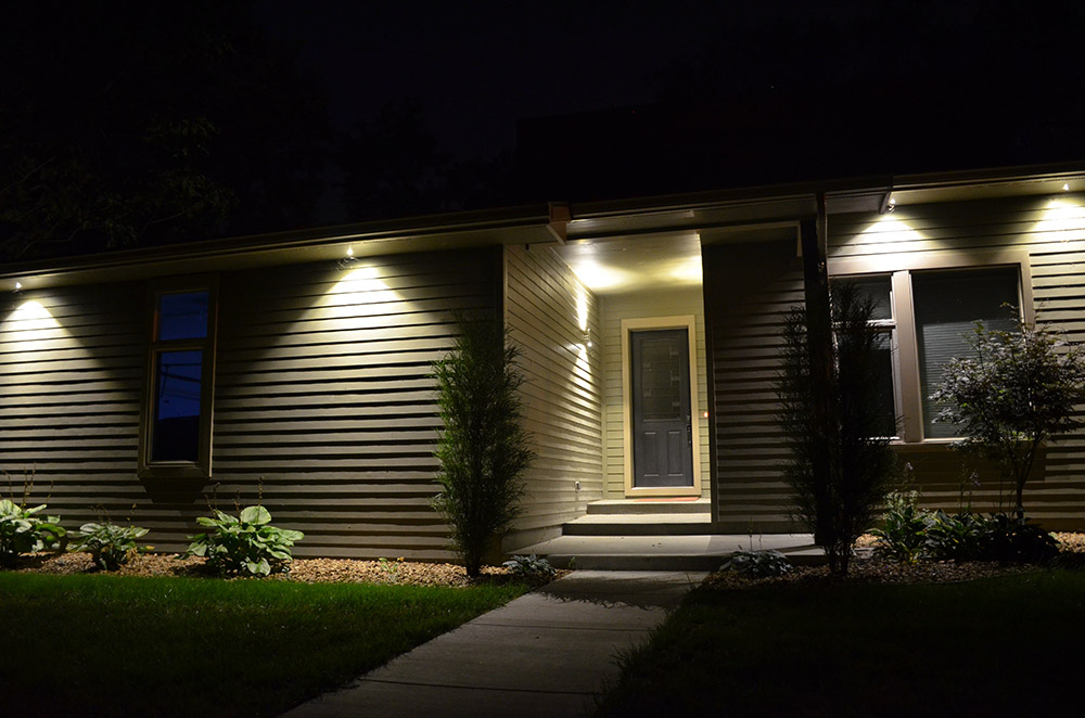 Residential led lighting sunlite science and technology inc - Exterior led lights for homes ...