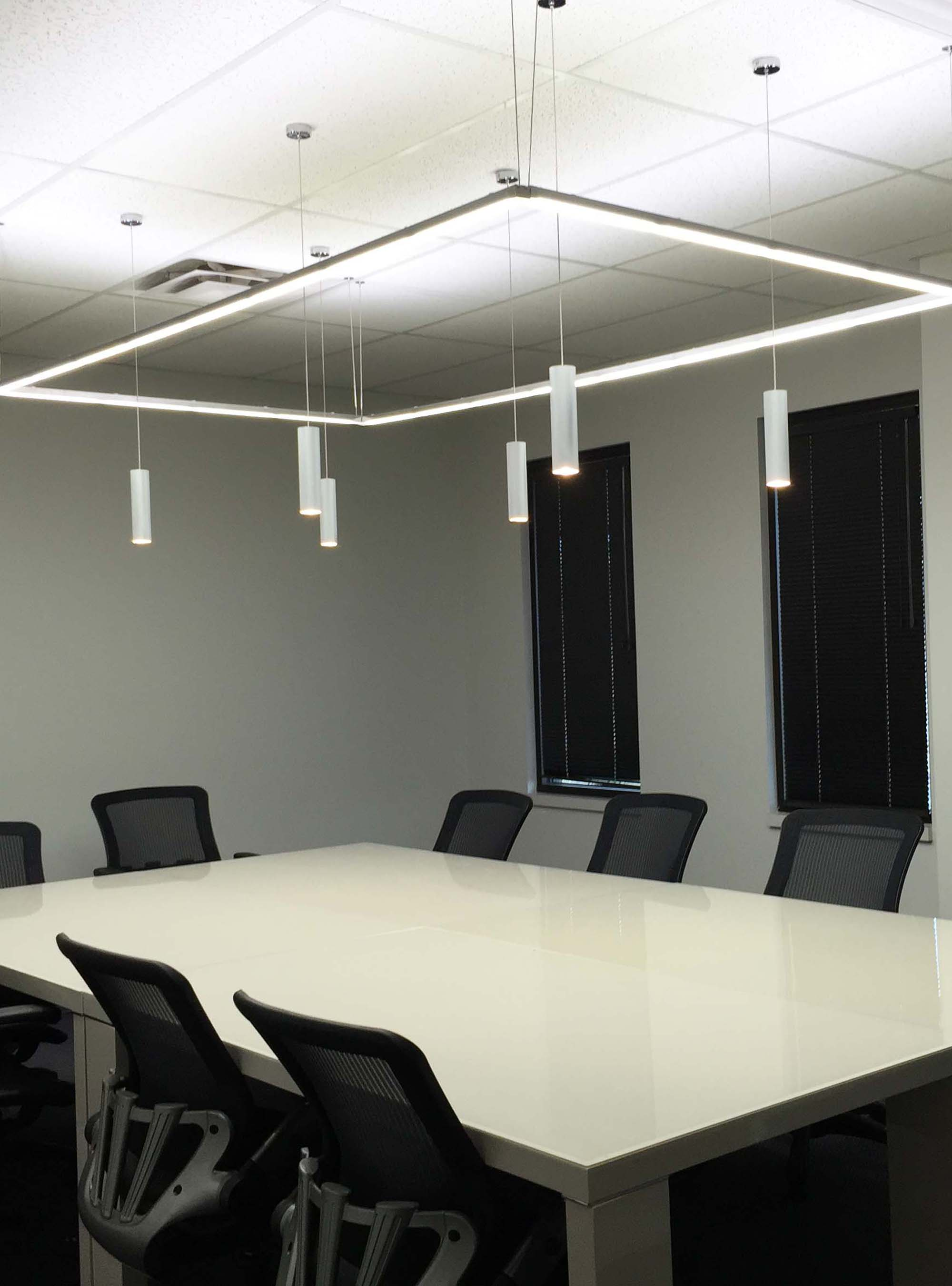 Conference Room Lighting Design