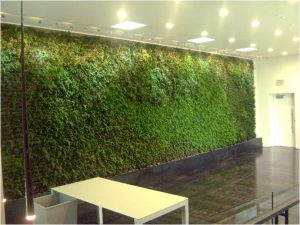 Green wall lighting design case study u sunlite science and