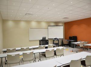 peaslee classroom